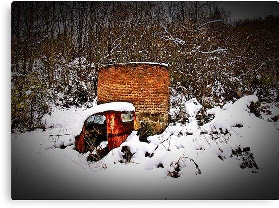Snowed In by Paul Lubaczewski