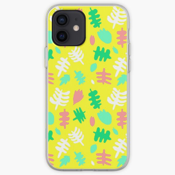 French Tropic iPhone Soft Case