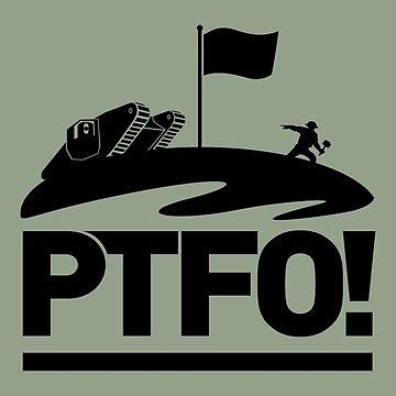 PTFO! by design-jobber