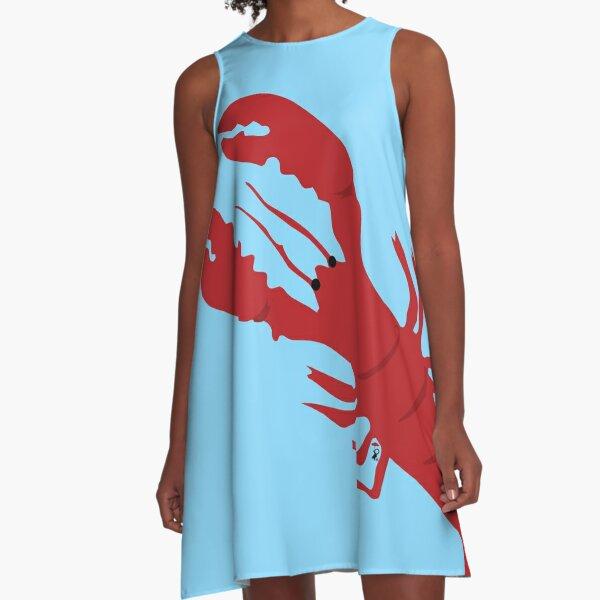 Lobster A-Line Dress