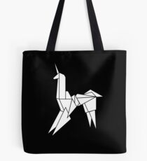 BLADERUNNER ORIGAMI UNICORN Tote Bag