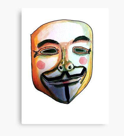 Guy Fawkes Lienzo