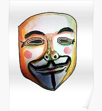 Guy Fawkes Póster