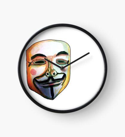 Guy Fawkes Reloj