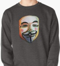 Guy Fawkes Sudadera cerrada