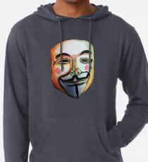 Guy Fawkes Sudadera con capucha ligera