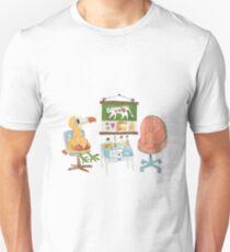 Cat science school chart T-Shirt