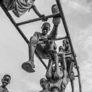 South Sudanese refugee children by sumysadurni