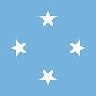 Micronesia (Federated States of Micronesia) by WorldFlagCo