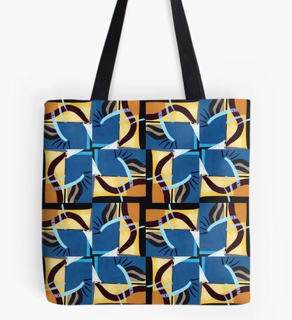 Abstract Pattern #3 Tote Bag