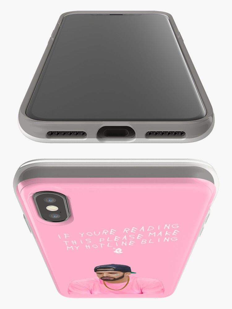 Alternate view of Make My Hotline Bling iPhone Case & Cover