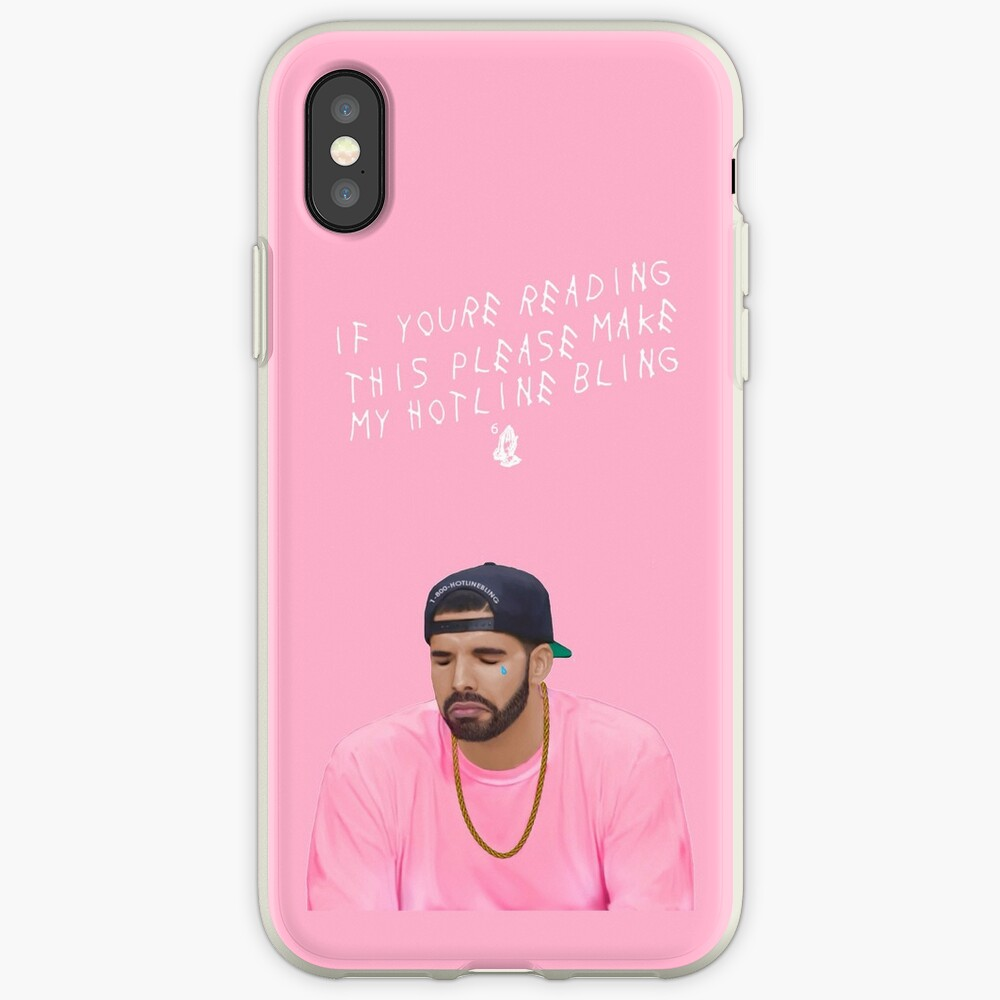 Make My Hotline Bling iPhone Case & Cover