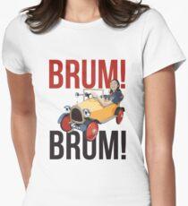 Brum Brum Women's Fitted T-Shirt