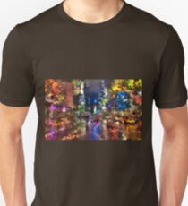 new york abstract street T-Shirt