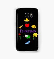 Princesses Samsung Galaxy Case/Skin