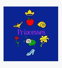 Princesses Photographic Print
