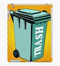 Trash ecology recycling tank iPad Case/Skin