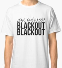 Stromausfall, Stromausfall Classic T-Shirt