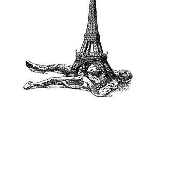 My French Crush by KIZNIBS