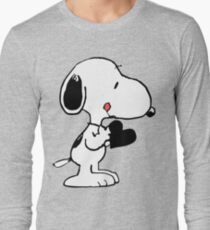 Snoopy's heart  Long Sleeve T-Shirt