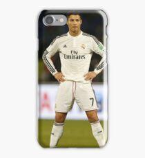 Cristiano Ronaldo Poster, Cover ecc.. iPhone Case/Skin