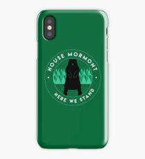 Mormont iPhone Case/Skin