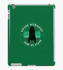 Mormont iPad Case/Skin