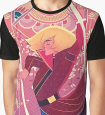[Deadly. Elegant. Precise.] Graphic T-Shirt