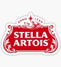 Stella Artois Sticker