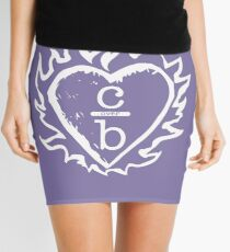 Kleidung über Bros Logo Shirt - One Tree Hill, Brooke Davis Minirock