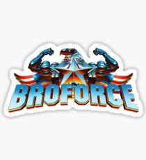 Broforce Sticker