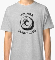 Vikings Donut Club shirt (Bootleg) Classic T-Shirt