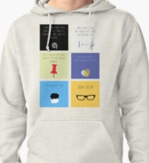 Last Words - John Green edition Pullover Hoodie