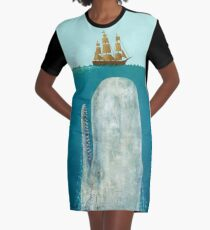 The Whale  Graphic T-Shirt Dress