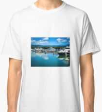 Calm Marina Water Classic T-Shirt