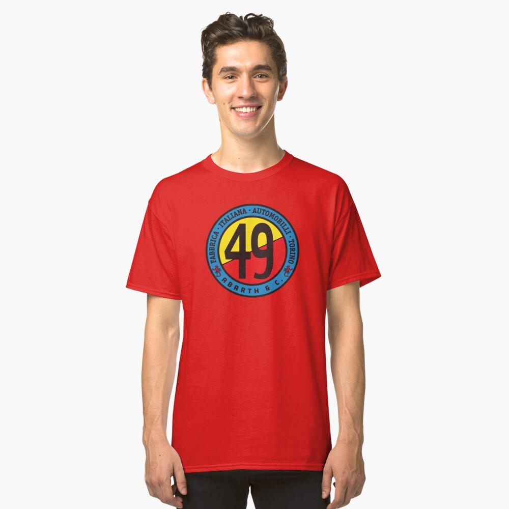 Established 1949 / multi colour Classic T-Shirt Front