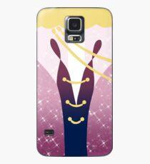 Victor - Cover Hülle & Klebefolie für Samsung Galaxy