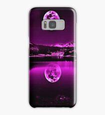 Nights Twilight Purple Sky Samsung Galaxy Case/Skin