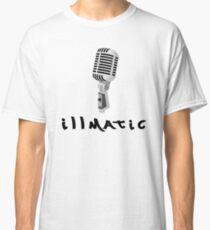 illmatic Microphone Classic T-Shirt
