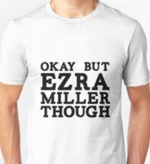 Ezra Miller Unisex T-Shirt