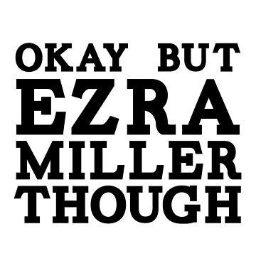 Ezra Miller by cineastette