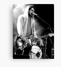 Brand New band Jesse Lacey Canvas Print