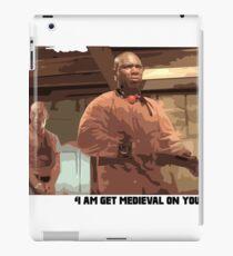 Get Medieval iPad Case/Skin