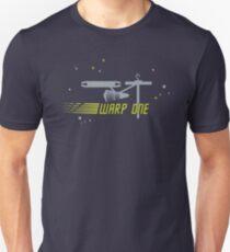 Warp One Unisex T-Shirt