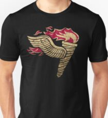 Pathfinder Airborne Wings Medal Unisex T-Shirt