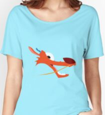 Mushu Women's Relaxed Fit T-Shirt