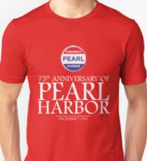 75th Anniversary of Pearl Harbor Unisex T-Shirt