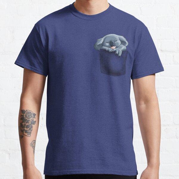 Bolsillo Koala Camiseta clásica
