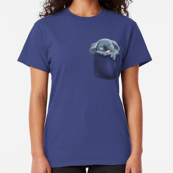 Bolsillo Koala Classic T-Shirt