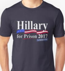 Hillary til the end of time 2017 T-Shirt